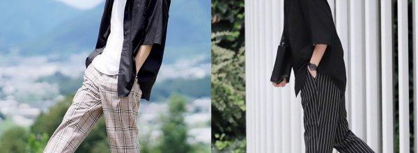GU│メンズ2020夏の最強ファッション第二弾!オススメ服5選コーデまとめ